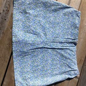 level nine Skirts - ☀️Level Nine 13 Floral Print Skort Skirt w/ Shorts